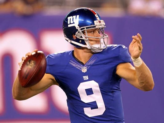 Giants QB Nassib