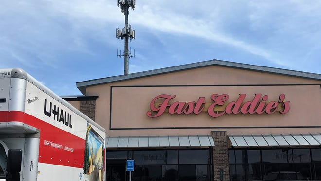 Fast Eddies, 4509 Sherwood Way, announced its closure on Monday, April 23
