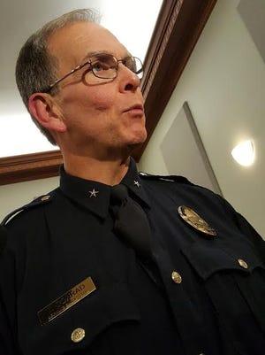 Louisville Metro Police Chief Steve Conrad