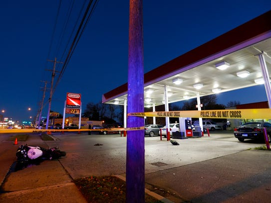 Springfield police are investigating a shooting after