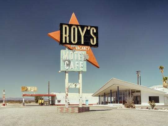 Drivers traveling through the Mojave Desert on Route 66 have long considered Roy's Motel and Cafe in Amboy, California, an oasis.