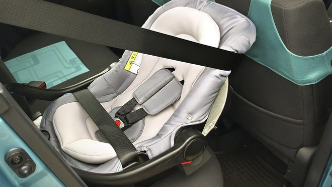The type of car seat you need depends on the age and size of your child.