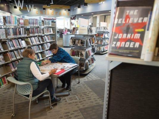 Poudre River Public Library Distric