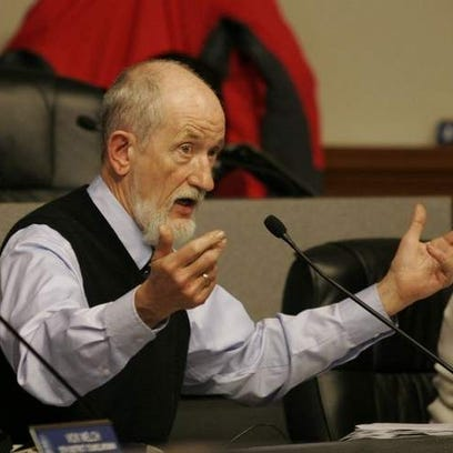 Councilman Tom Owen, D-8th District
