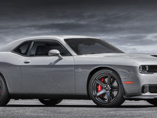 Dodge Charger Srt Hellcat Lights Fuse In Brand S First Behind The