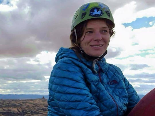 Kayah Gaydish was the Wild South Wilderness Stewardship Coordinator before her death in a climbing accident in December.