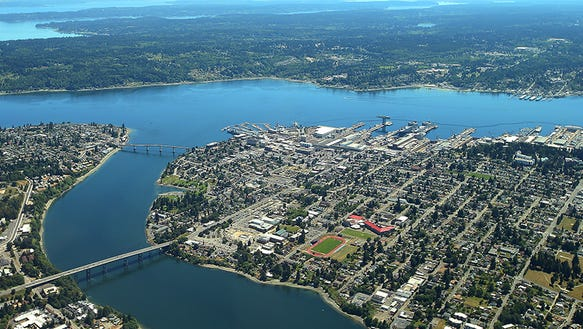 Homes in West Bremerton sold for a median of $190,000