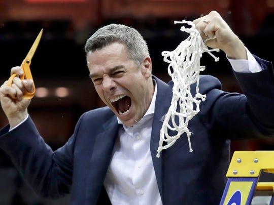 AP APTOPIX NCAA PURDUE VIRGINIA BASKETBALL S BKC USA KY