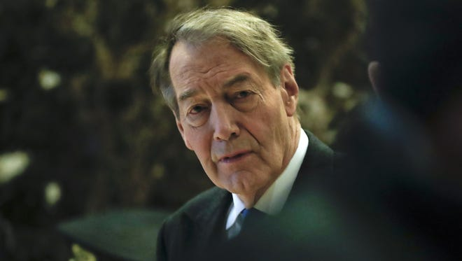 Longtime television journalist Charlie Rose is the latest celebrity to be added to a growing list of men accused of sexually harassing or assaulting women they have worked with.