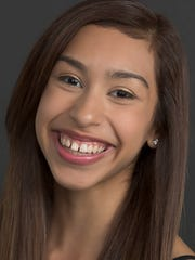 Natalie Reyes, a freshman at Sprague High School, is a preprofessional dancer in the Portland Ballet Academy and Youth Company.