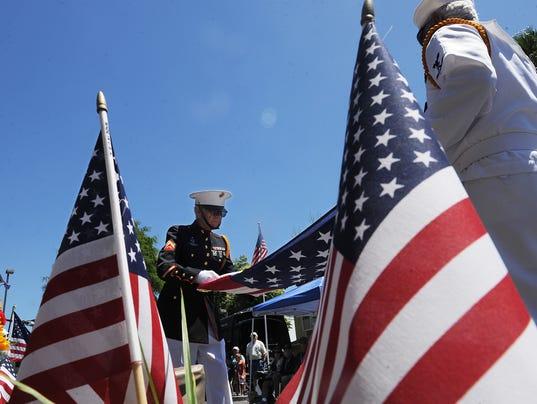 Salute To Veterans 1