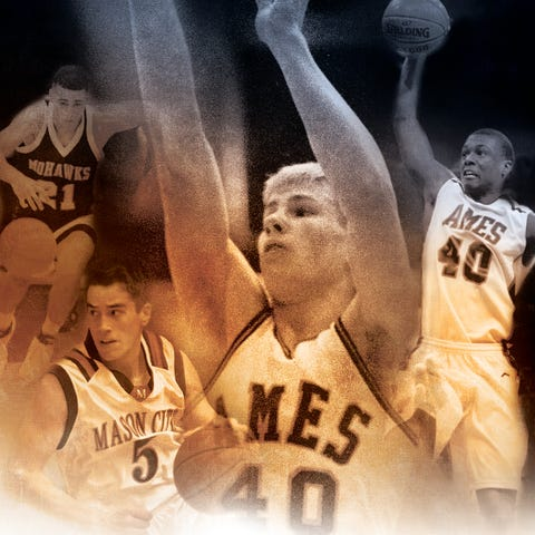 The Register's 50 greatest Iowa boys' basketball...
