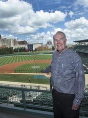 Max Schumacher is in his 59th year with the Indianapolis Indians organization.