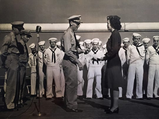Alice Miller said at the beginning of World War II, nurses were given rank and made commissioned officers, which was a change from previous wars.