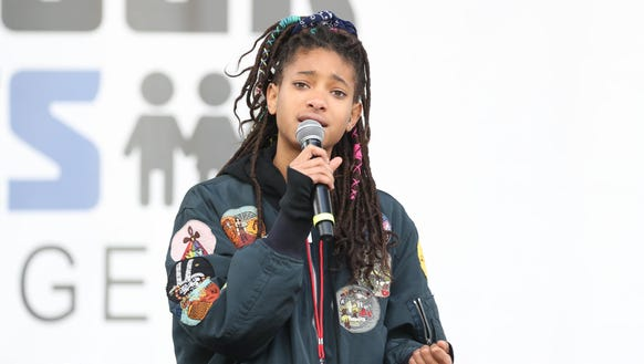 Willow Smith shocked her mother Jada Pinkett Smith when she revealed that she self-harmed early in her career.