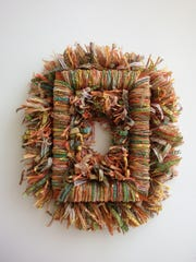 Celebrate the harvest season with a richly hued wreath that can be made in a single afternoon.