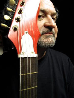 Georgia blues master Tinsley Ellis will perform on June 23 at Isis Music Hall.
