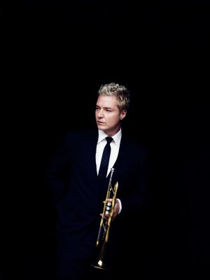 Chris Botti's Thursday-night show at Kodak Hall at Eastman Theatre is sold out.