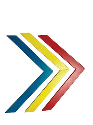 Colorful art/photo framing, various prices, D&W Hardware