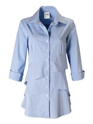 """Finley """"Jenna"""" shirt, $190, Bluetique, 212 S. Alcaniz St."""