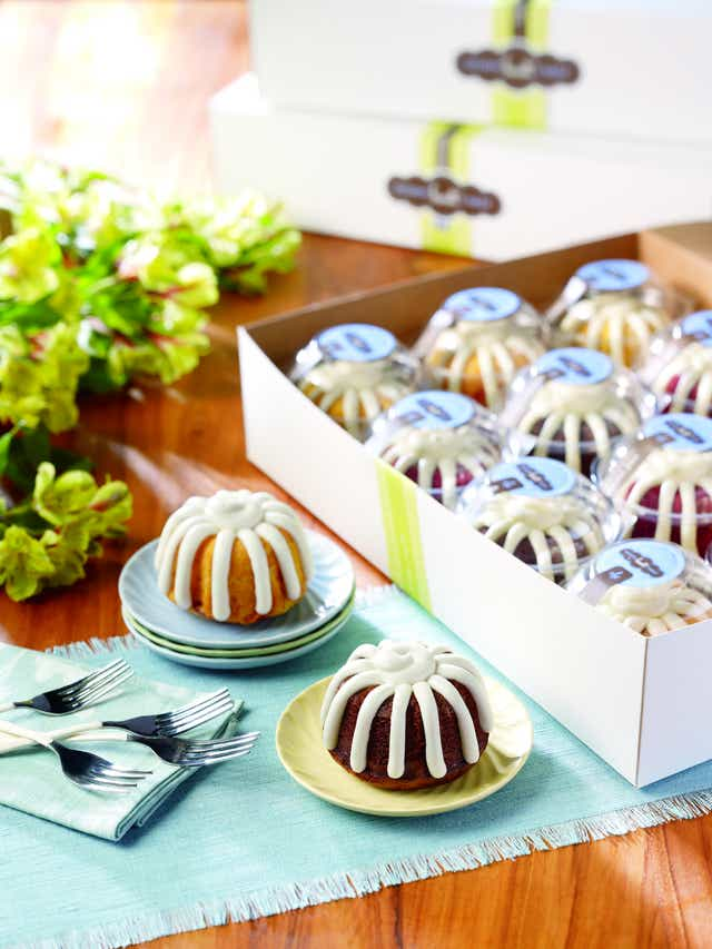 Dining Out: Nothing Bundt Cakes 'moist