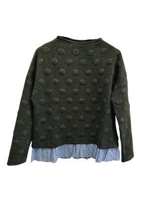 THML sweater, $70, Indigeaux.