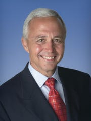 Meredith CEO Steve Lacy is pictured here. Lacy will