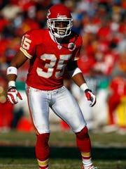 Rashad Barksdale played for the Kansas City Chiefs
