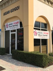 Asian Go!Go! in the Galleria Shoppes off Vanderbilt