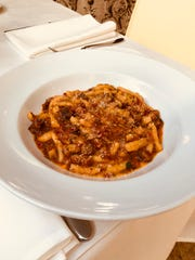 Cavatelli with Pugliese Country Pork Ragu at Campiello