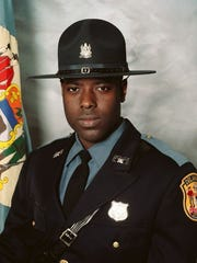 DSP Cpl. Stephen J. Ballard was fatally shot April 26 in Bear by Burgon Sealy Jr.