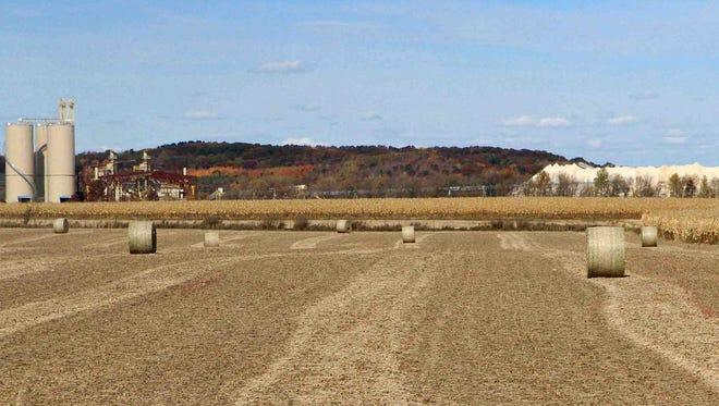 Reclamation in Barron County turns mine sites into farmland, wildlife habitats.