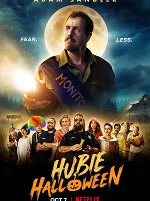 """Hubie Halloween"" premieres on Netflix on Oct. 7."