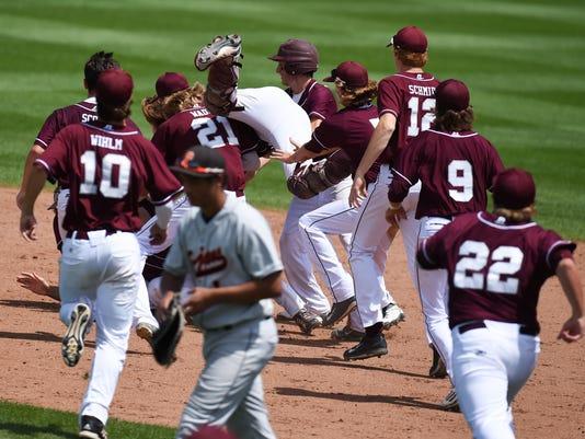 1-A State Baseball Finals