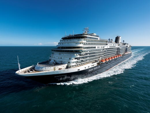 Norovirus Outbreak On Royal Caribbean Prompts Cruise Ship