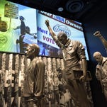 Opening of the Smithsonian African American History Museum