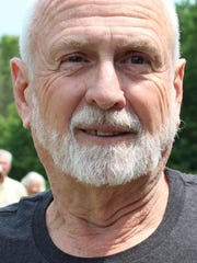 Doug Plunkett served as Granville Village Manager for nearly 20 years and was an active volunteer for the Red Cross well into his seventies.