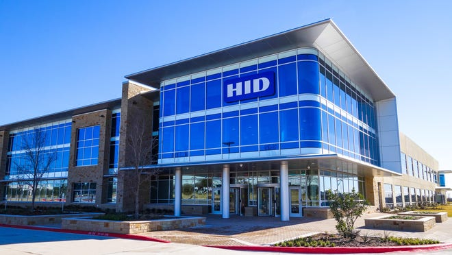 Austin-based identity solutions provider HID Global says it is acquiring UK-based technology company Access-IS.
