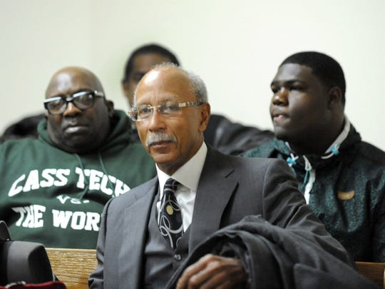 Campell's defense attorney, Jeffrey Edison, noted at the start of the sentencing hearing that former Mayor Dave Bing, who was present in court, has expressed support for Campbell.