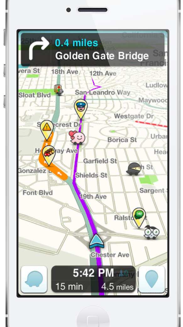 how to get the most out of a small bedroom waze you could use it to carpool soon 21351
