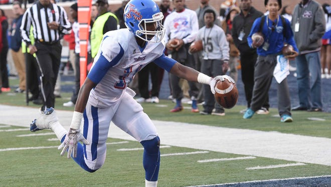 Noxubee County's Kymbotric Mason verbally committed Sunday to MSU.