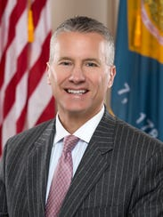 State Rep. Lyndon Yearick, R-Dover