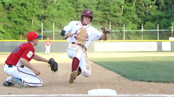 Asheville Post 70 improved to 5-0 with Thursday's 8-4 home win over Cherryville.