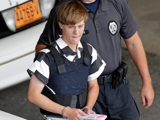 AP CHARLESTON CHURCH SHOOTING A FILE USA NC