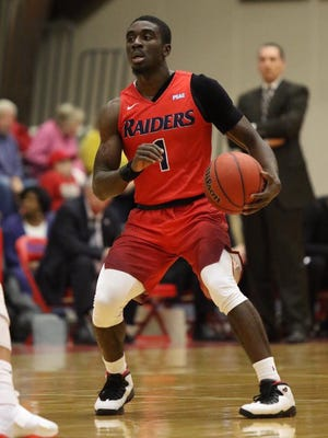 Shippensburg's Abe Massaley, named the tournament MVP, led the Raiders to the PSAC men's basketball championship with 21 points. Shippensburg beat Kutztown 73-63 on Sunday to claim the conference title.