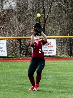 Desiree Ramos was 2-for-3 with a double and a run for Bloomfield against Montclair.