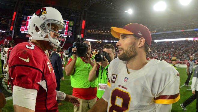 Could Kirk Cousins be the replacement for Carson Palmer at quarterback for the Cardinals? It will cost Arizona.
