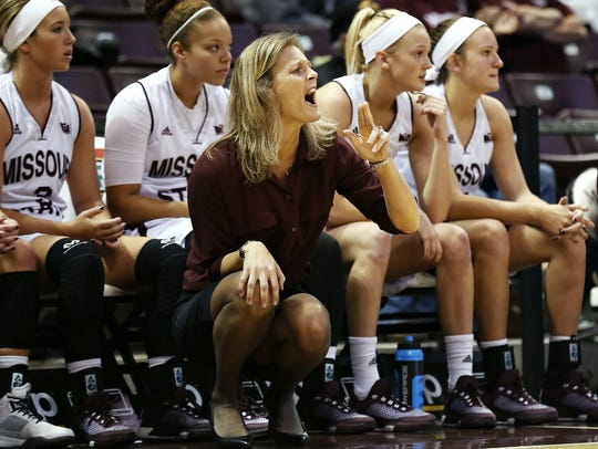The Lady Bears have gone from 14 to 18 to 24 victories