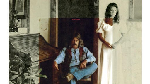 This CD cover image released by High Moon Records shows the self-titled album by Terry Dolan.