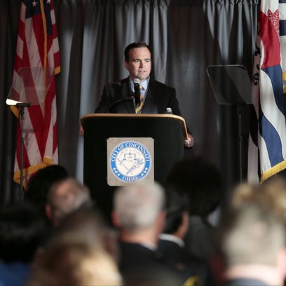 Mayor John Cranley talks about his task force to reduce